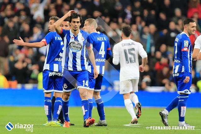 Real Madrid - Deportivo FFG 011