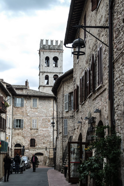 Centro storico di Assisi