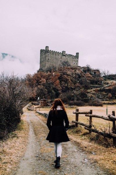 Il Castello di Ussel
