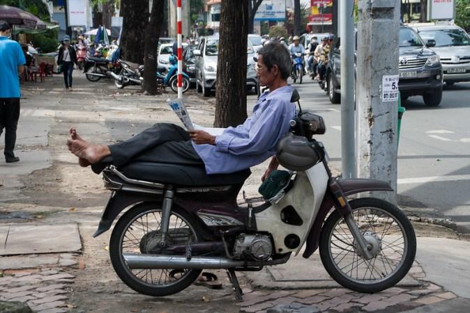 Ho-Chi-Minh-City Saigon Street Photography