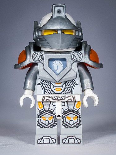 REVIEW LEGO 70324 Nexo Knights Merlock's Library 2.0