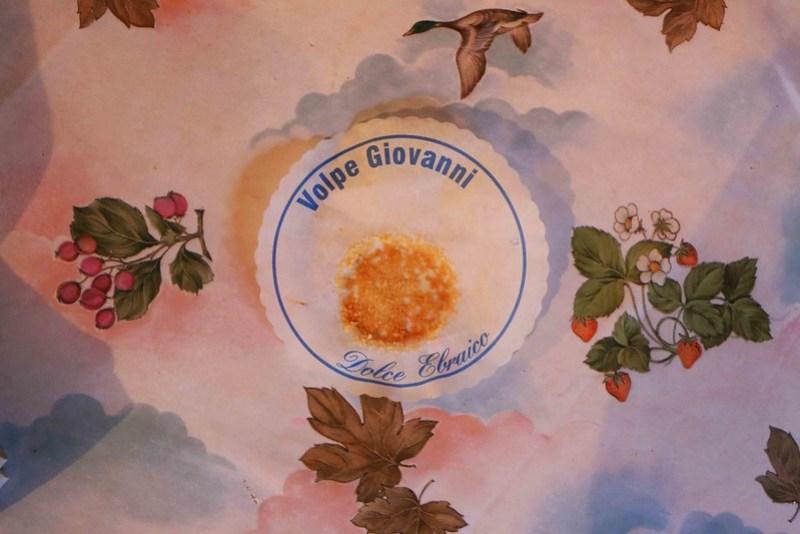 City Food – Mummy Giusi's Kosher Bakery, Venice Ghetto