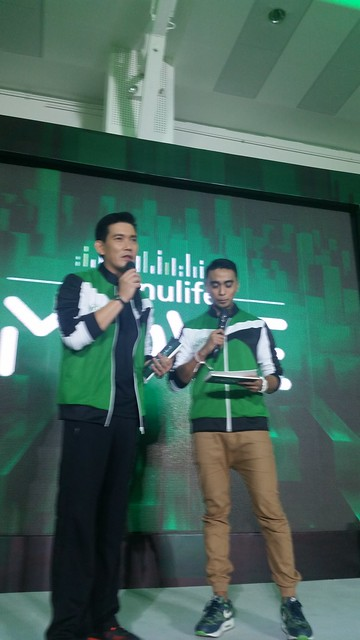 Richard Yap for Manulife MOVE