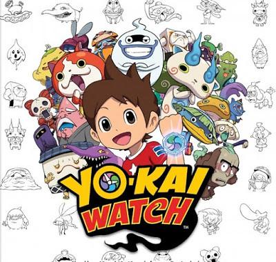 yo kai watch on