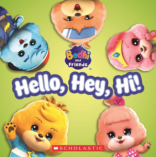 061-Book-Scholastic-Bodhi and Friends-Book 1-Hello Hey Hi-Cover-FA-R2-2