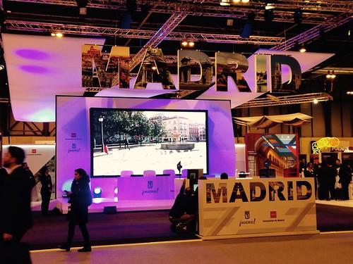FITUR 2016, Madrid IFEMA