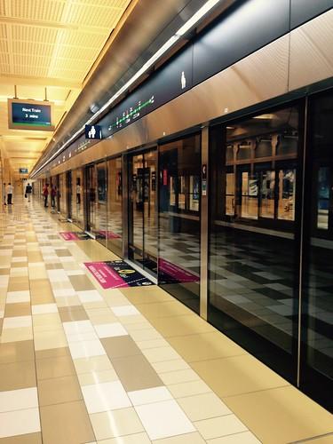 Metro Dubai, EAU