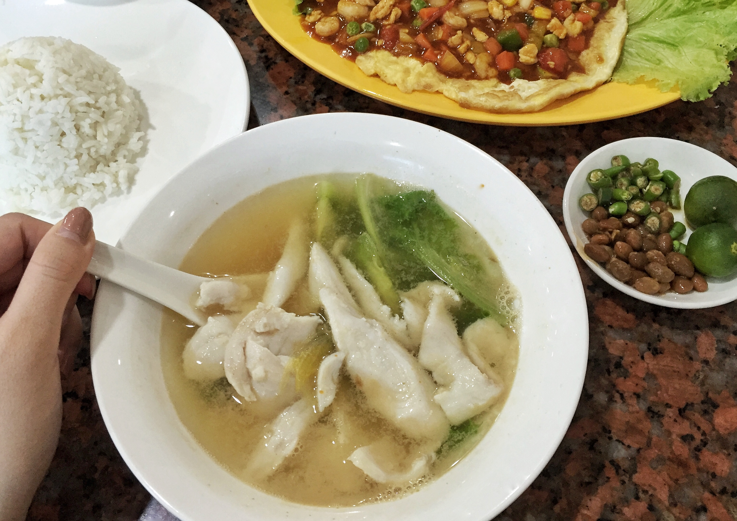 Sliced Fish Soup - Yong Kee Fish Soup