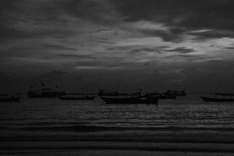 Sihannoukville Meer