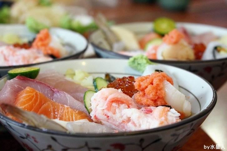 25646449833 fdf9739669 b - 台中南屯【高町日本料理】生魚片蓋飯專賣,丼飯大碗新鮮,自行搭配的菜色組合,每一道都美味精緻