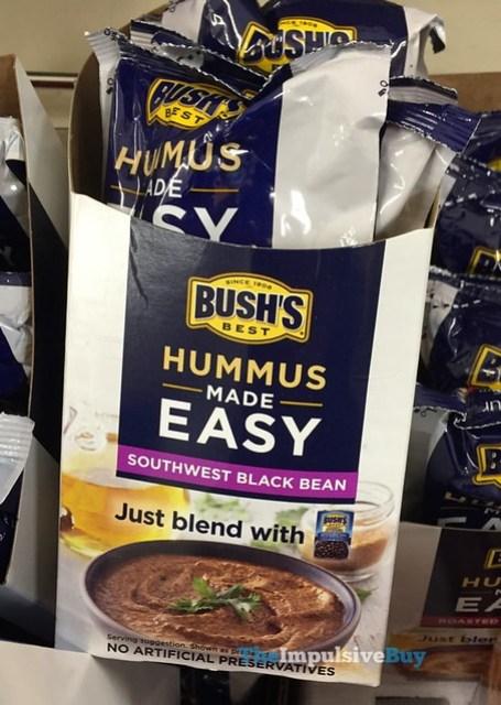 Bush's Hummus Made Easy Southwest Black Bean