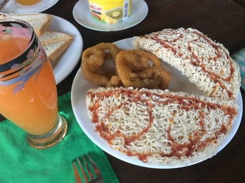Habarana Breakfast