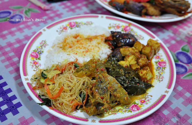 火車站前第一廣場印尼小吃07