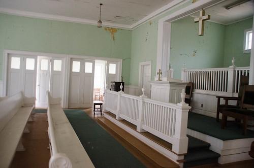 Speedwell Methodist Church and Cemetery-006
