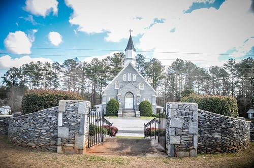 Greenbrier Methodist Church-001