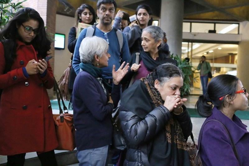 Netherfield Ball – Margaret Atwood 's Reception, India Habitat Center