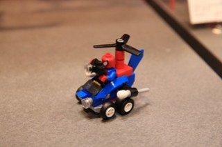 LEGO Marvel 76064 Spider-Man vs. Green Goblin 4