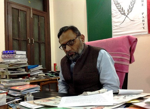 Dr. Syed Qasim Rasool Ilyas