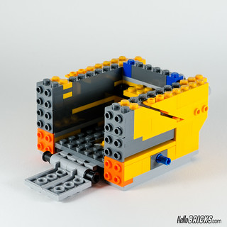 REVIEW LEGO 21303 WALL-E LEGO IDEAS 07