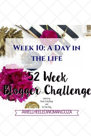 pinterest Week 10- A Day in the life