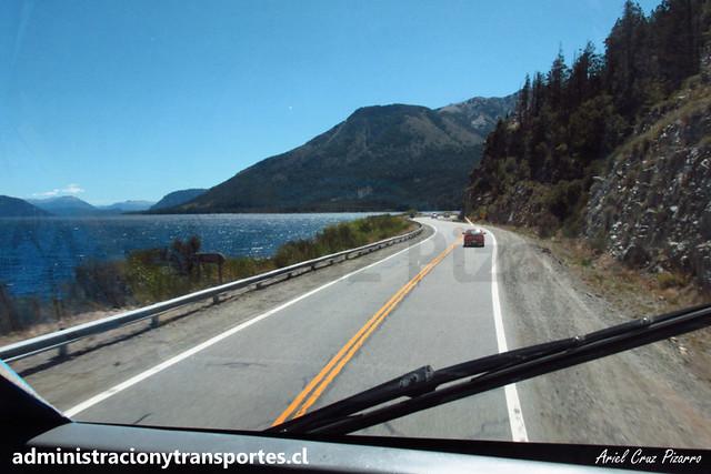 Lago Nahuel Huapi / Ruta Nacional 231 AR - HSGG45