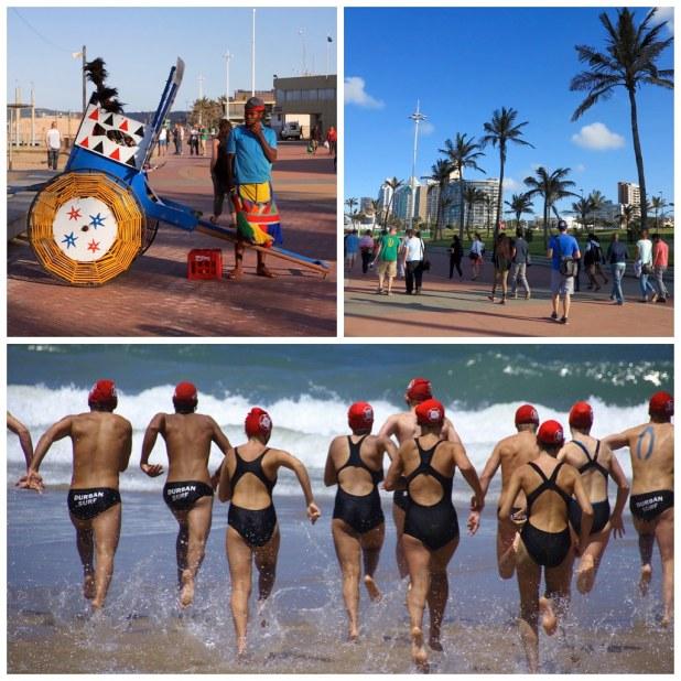 Durban y sus playas