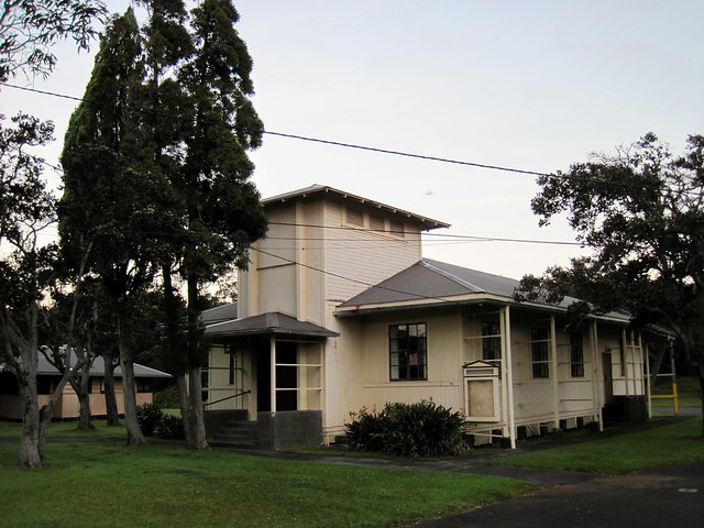 Picture from the Kilauea Military Camp