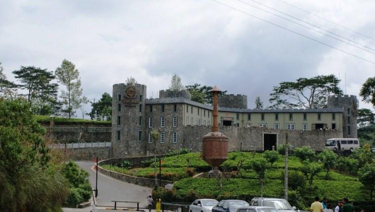 Mlesna Tea Castle - Whole Castle