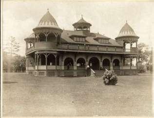 Victoria Park Pavilion (1902-1916)