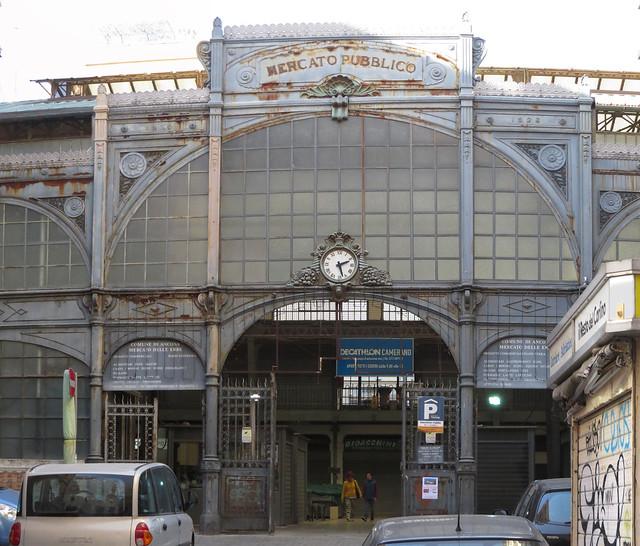 Ancona, Marche, Italy - Mercato delle Erbe -stitch -by Gianni Del Bufalo CC BY 4.0