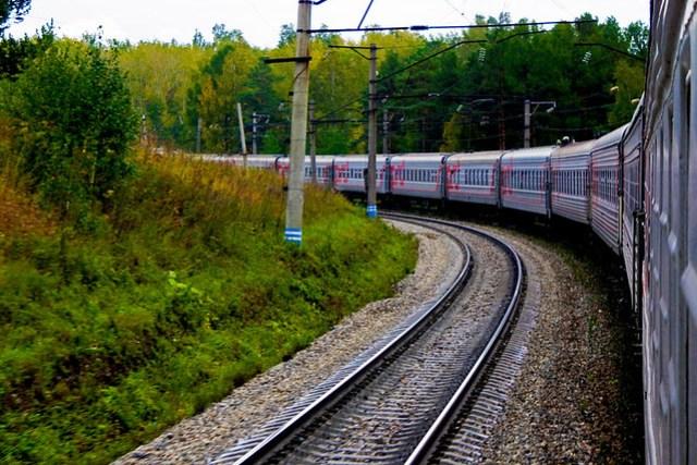 Trans-Siperia junamatka Trans-Siberian train journey IKILOMALLA matkablogi travel blog (11)