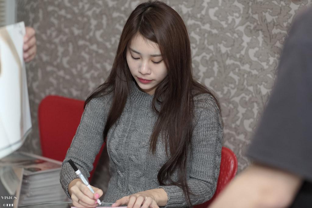 20160110 草莓甜心李盈儀寫真書簽名會 | Flickr