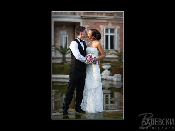 Сватбен албум - Грациела и Майкъл I