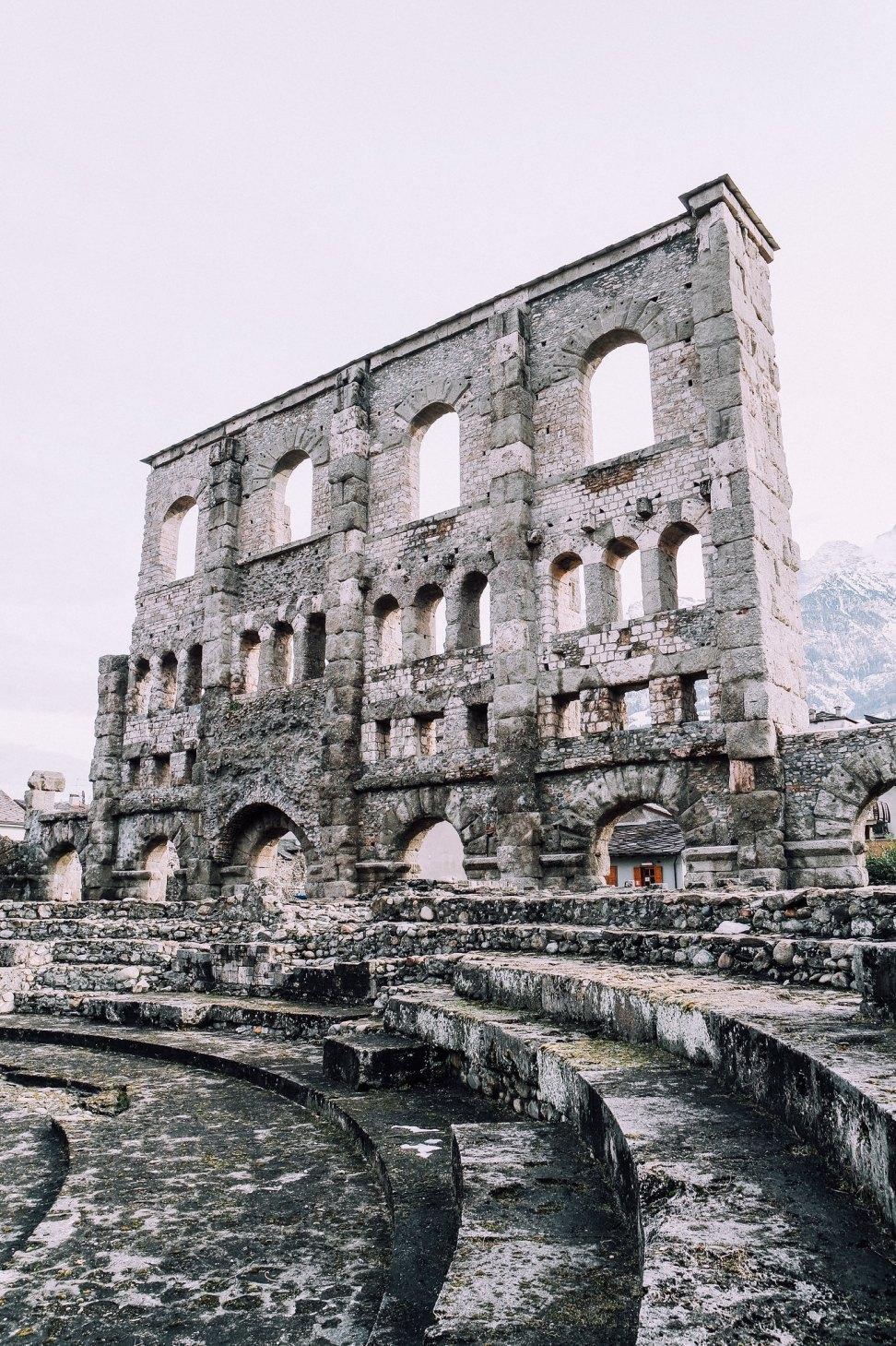 Teatro romano (Aosta)