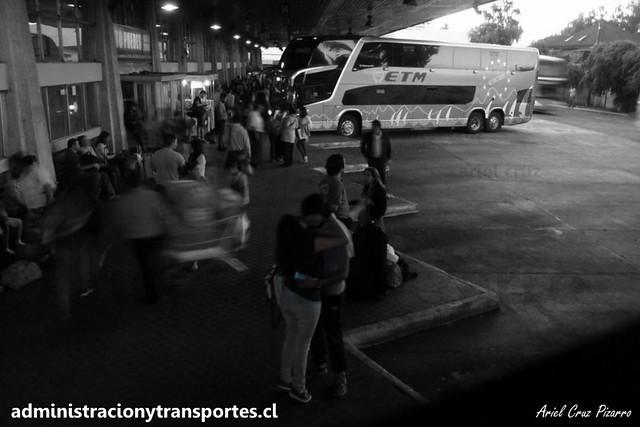 Terminal de Buses Osorno - HSGG45