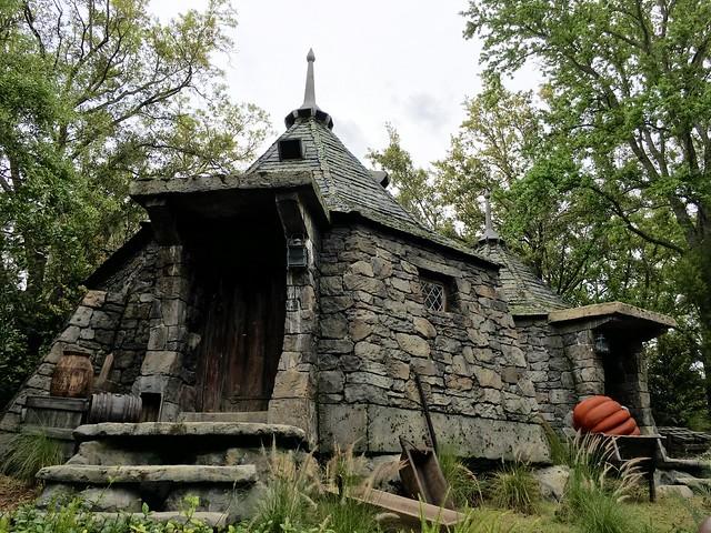Hagrid's Hut Harry Potter World Orlando