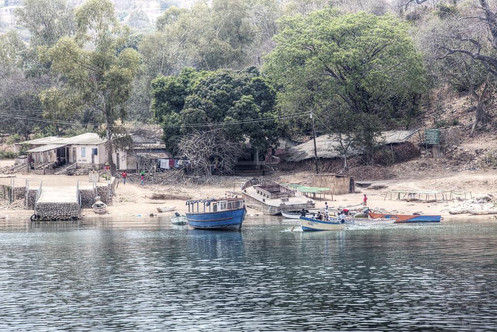Likoma Island Port.
