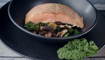 Curry-Muscheln mit Grünkohl - kuechenlatein.com