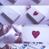 I Love You Wall Art DIY