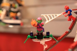 LEGO Marvel 76057 Spider-Man Web Warriors Ultimate Bridge Battle 4