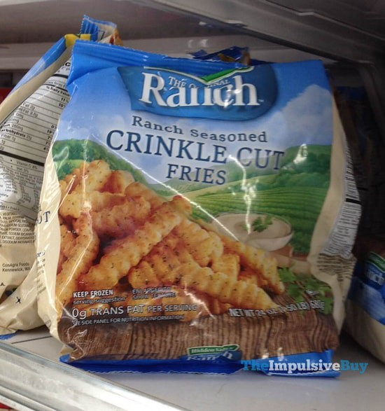 Hidden Valley Ranch Seasoned Crinkle Cut Fries
