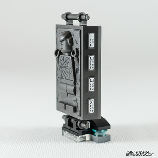 REVIEW LEGO Star Wars 75137 Carbon-Freezing Chamber 12 (HelloBricks)
