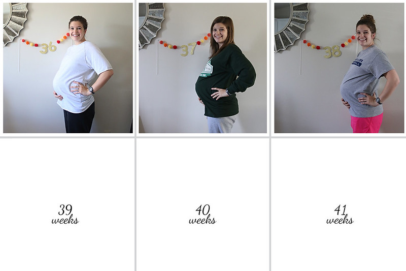 36-38 weeks