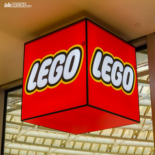 Inauguration LEGO Store Paris Forum des Halles