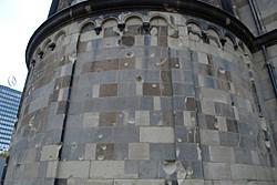 Kaiser Wilhem Detail