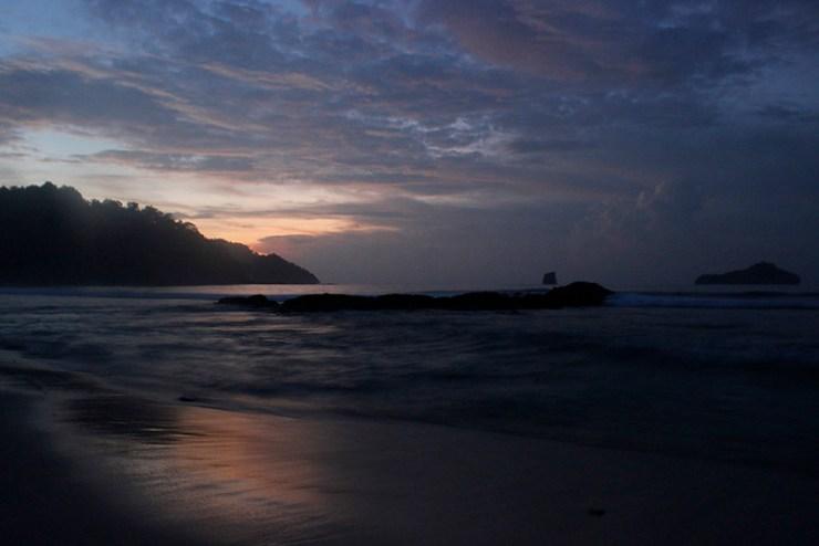 Pantai sendiki - Sunrise