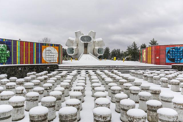 Makedonium Ilinden Memorial, Kruševo, Republic of Macedonia