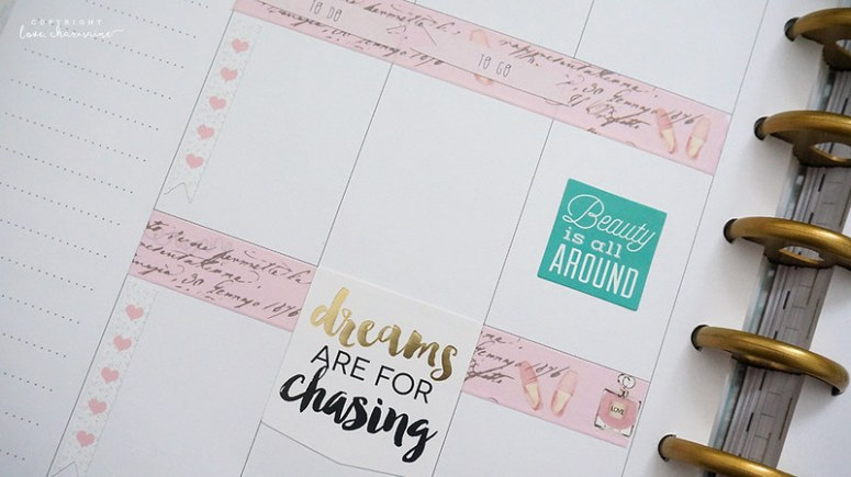Week 11 Plan With Me | LoveCharmaine.com