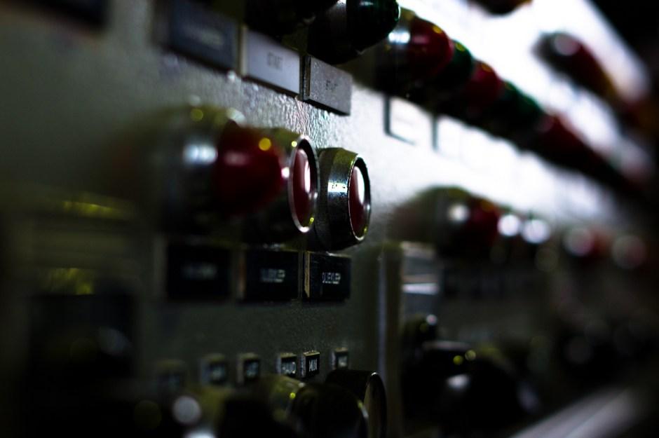 lampjes en knopjes
