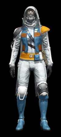 Destiny PlayStation-Exclusive Hunter Armor: Long Tomorrow 9G